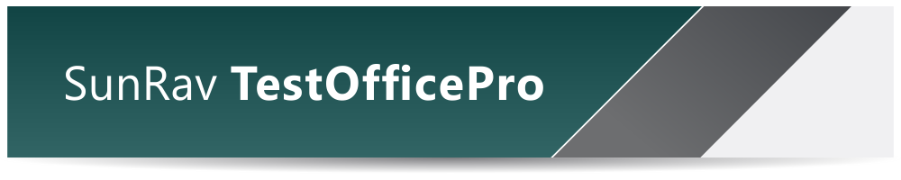TestOfficePro Header