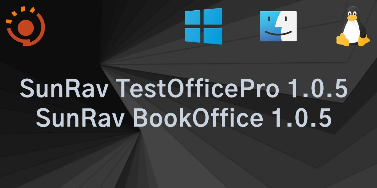 SunRav BookOffice TestOfficePro 1.0.5
